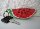 Кусочек АРБУЗА slice of watermelon Crochet