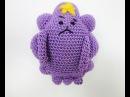 Принцесса ПУПЫРКА Ч-1 Lumpy Space Princess Crochet Р-1