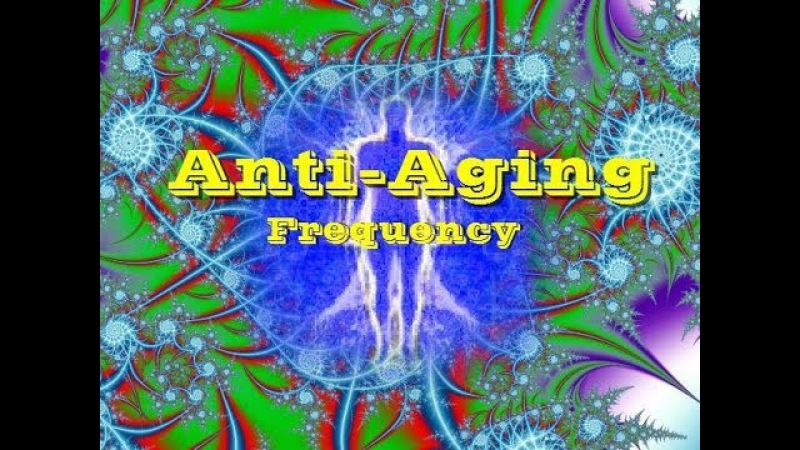 Anti-Aging Frequency - DHEA DNA Slow aging regeneration repair healing