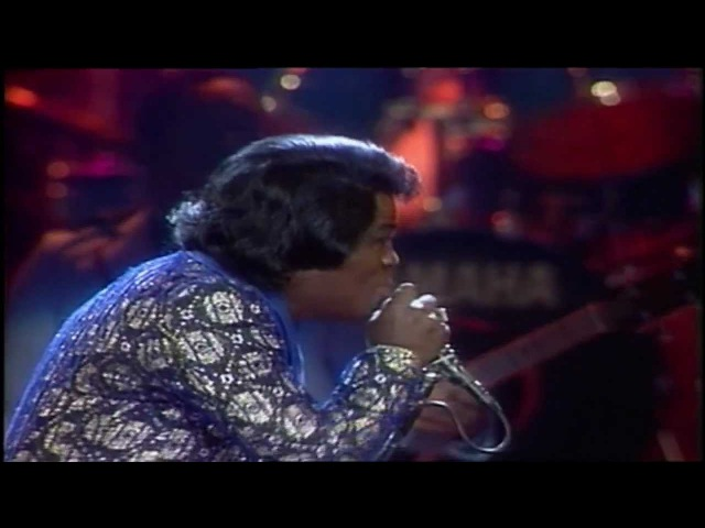 James Brown - Papa's Got A Brand New Bag (From Legends of Rock 'n' Roll DVD)