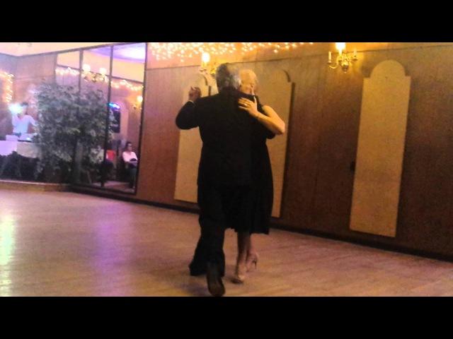 Argentine tango: Maria Silvia Alfredo Alonso - Yuyo Verde