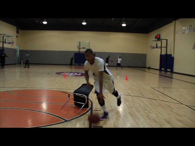 Basketball Training CP3Stack Dribbling Beat KB24Ganon Series ft Aaron Cameron (co 2013)