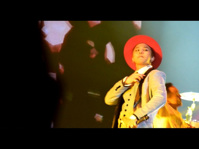 [HD][GD Close up] 150718 G-DRAGON CROOKED live at BIGBANG 2015 WORLD TOUR 'MADE' in SINGAPORE