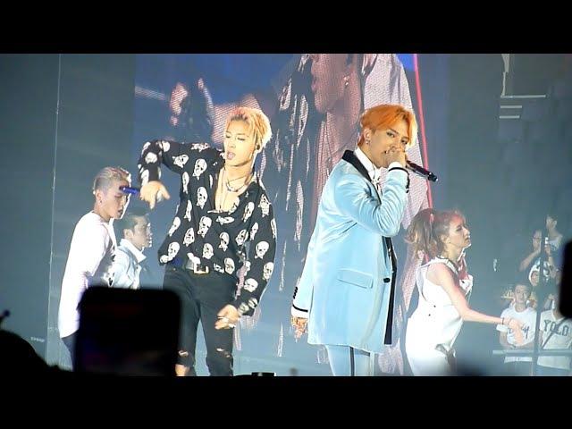 [HD] [GD Close up] 150718 GD X TAEYANG GOOD BOY Live at BIGBANG 2015 WORLD TOUR 'MADE' in SINGAPORE