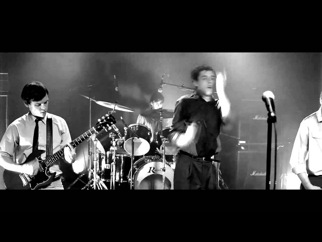 Control - Ian Curtis Epilepsy Dance Scene