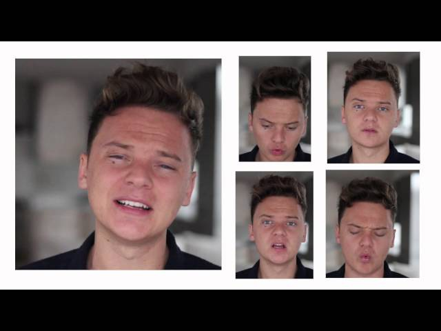 Zara Larsson MNEK - Never Forget You - Acapella Cover
