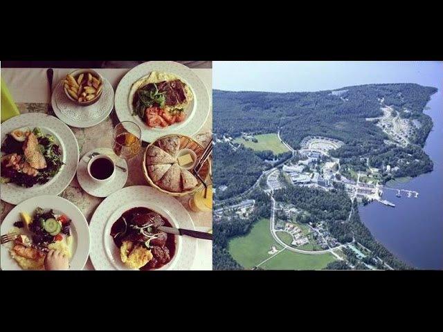Еда и питание в Финляндии!Финские особенности!