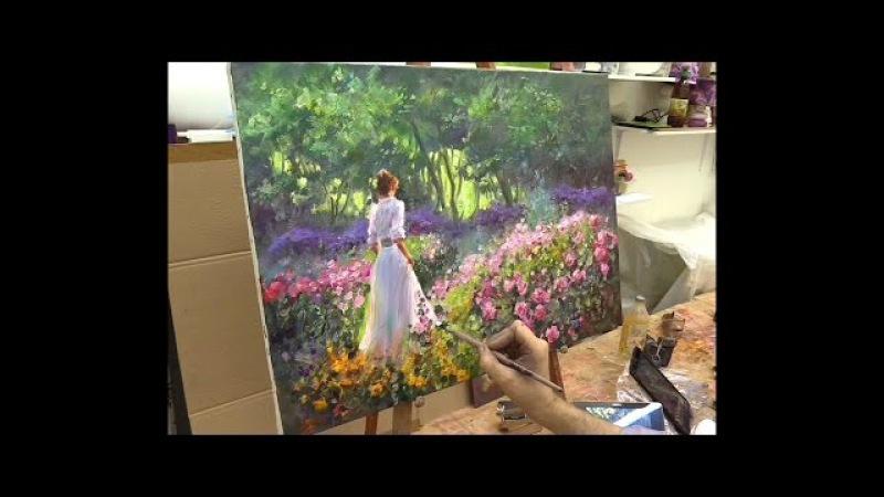Мастер классы живопись москва