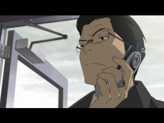 [SHIZA] К Востоку от Рая / Higashi no Eden TV - 5 серия [NIKITOS & Viki] [2009]