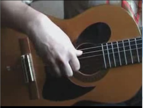 Гитара видео своими руками фото
