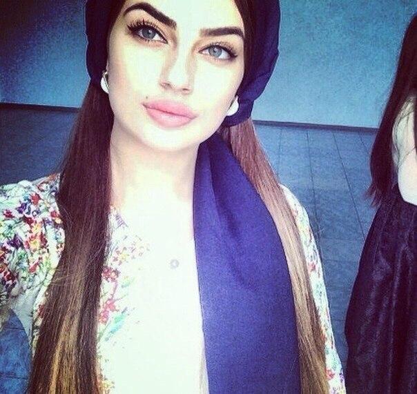 Самые сексуальные женщины кавказа
