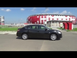 Идеальный день с Nissan Sentra