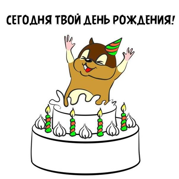 Поздравления с днём рождения сегодня 186