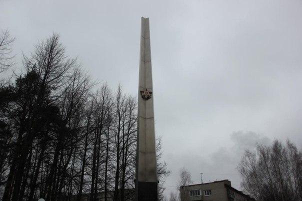 6 апреля на Обелиске Славы в парке Радиозавода