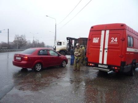 ДТП на проспекте Фрунзе 06 апреля 2015 г.