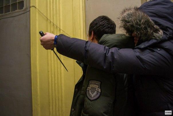 Подозреваемый в субботнем убийстве на Пирогова явился с повинной