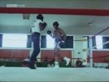 Muhammad Ali training in Zaire