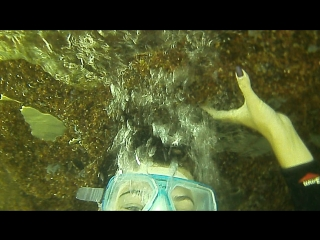 погружение с аквалангом большой атлеш