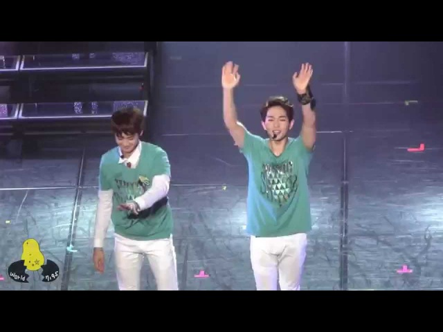 141017 【cuuuteONEW♡Attack→TM,KEY,MN】