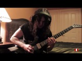Mr Crowley - a Randy Rhoads guitar solo tribute by Charlie Parra