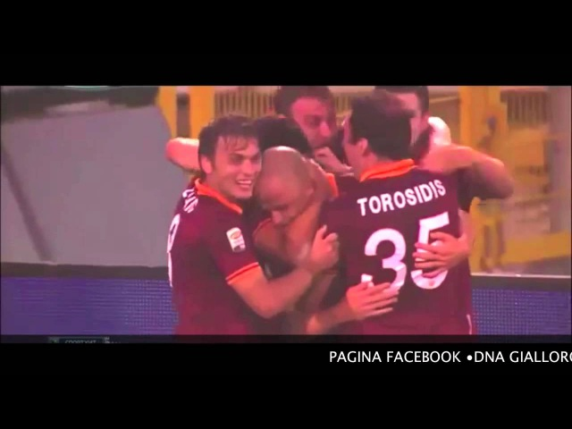 UDINESE - ROMA 0-1 BRADLEY CON COMMENTO DI CARLO ZAMPA