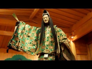 Sacred Shinto music and dance (Kagura, Japanese traditional dance)