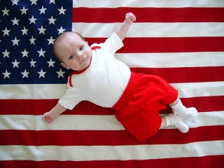 Рождение ребенка в США и грин карта для родителей