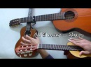 How to Play UKULELE TUTORIAL DIFFERENCE BETWEEN GUITAR UKULELE AND GUITARLELE