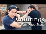 Panantukan Filipino Boxing GUNTINGS - Amazing Kali Empty Hand Techniques
