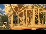 Дом каркасный 6х6 плюсы и минусы, технология строительства