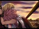 Хвост феи - Нацу и Люси Ангел