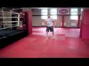 Как научиться бить с вертушки / Удар с вертушки от Андрея Басынина