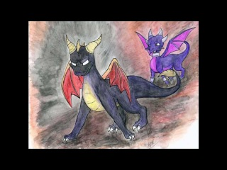 This is War - TLoS Spyro and Cynder