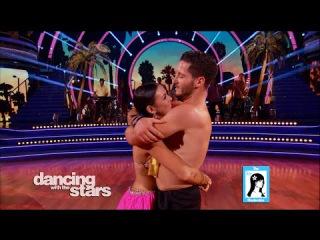 Танцы со звездами (сезон 19) - Неделя 6 | Самба