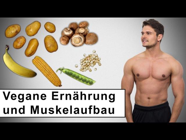 10 wichtige vegane Lebensmittel für den Muskelaufbau