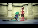 Rodea the Sky Soldier 3DS gameplay