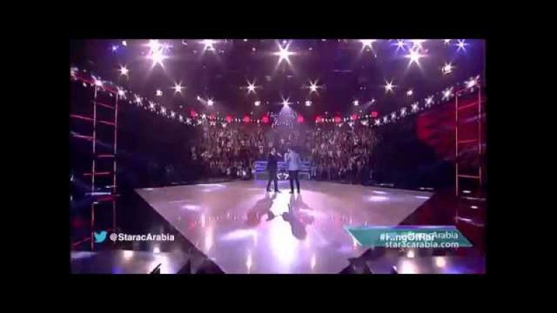 Chab Khaled - C'est La vie ft mohamed chahin in starac arabia 10