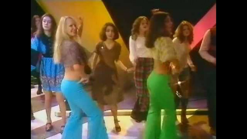 Pans People - Jeepster