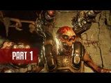 DOOM 4 Walkthrough Part 1 - E3 Gameplay Demo (1080p HD)
