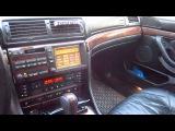 BMW L7 E38 Москва Зеленоград #Видео13