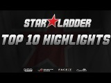 TOP 10 Highlights of StarSeries XI Playoffs