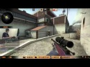 (SLOW ACE)(1on4) -5 with m4a4/ak47 on FACEit (nuke)