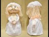 Кукла невеста своими руками