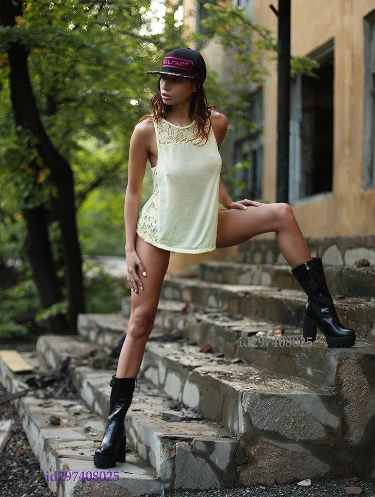 Yulia Ritter  - http://realf vk  legs,ass,tits,breast