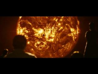 Фрагмент из фильма Пекло - встреча Меркурия