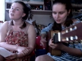 Вера Аксёнова и Дарья Солодянкина -