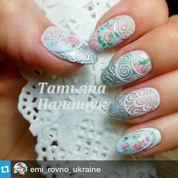 Emi дизайн ногтей видео