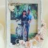 Скрапбукинг, открытки, блокноты, свадебная атриб