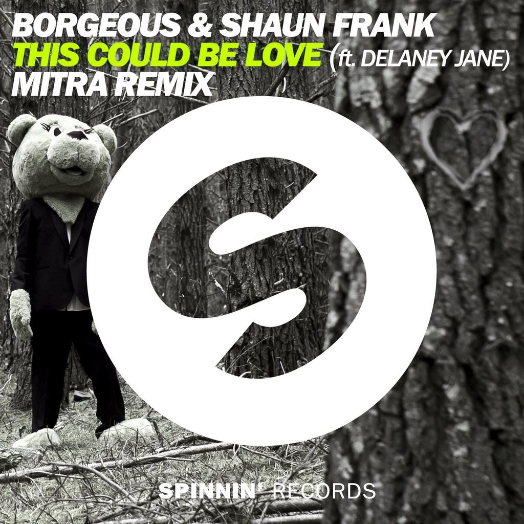 Borgeous & Shaun Frank feat. Delaney Jane – This Could be Love (Mitra Remix)