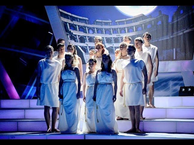 Gladiator soundtrack Gladiator theme Now we are free Indigo Choir HQ Live смотреть онлайн без регистрации